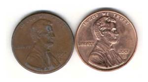 America Penny