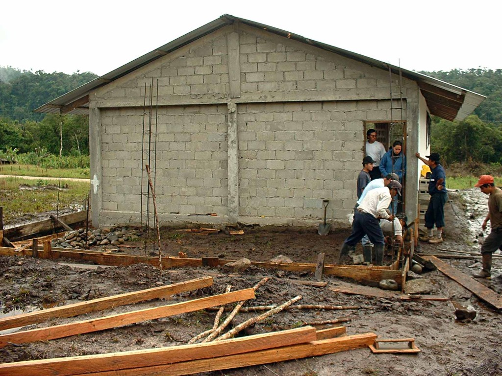 Zarra Village Construction